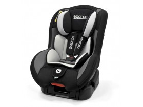 Дестко столче Спарко черен/ сив 0-18 кг