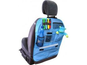 Предпазител за седалка син