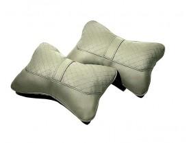 Възглавници за подглавник - Сиви