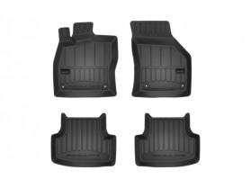 Audi A3 8V 3D Pro-Line / Гумени стелки за Ауди А3 8В 3Д Про-Лайн