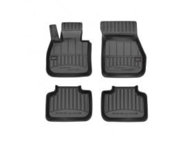 BMW X1 (F48) 3D Pro-Line / Гумени стелки за БМВ Х1 Ф48 3Д Про-Лайн