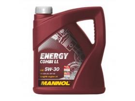 Mannol 5W30 Energy combi 4л / Масло Манол Енерджи 5В30 4л