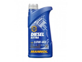 Mannol 10W40 Diesel Extra 1л / Манол Дизел Екстра 10В40 1л