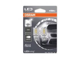 Osram W16W LED / Лед крушки Осрам В16В 2бр.