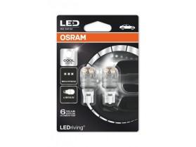 Osram W16W LED / Лед крушки Осрам В16В 2бр. - бели