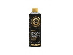 Mannol Diesel Ester Additive / Добавка за дизелови двигарели Мамол Естер 0.250мл