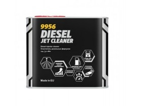 Mannol Diesel Jet Cleaner / Добавка за почистване на дюзи Манол 400мл