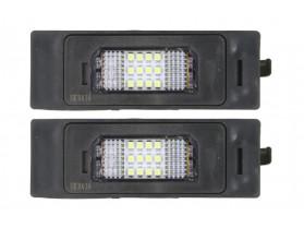 BMW 1 (E87) / Лед плафони за регистрационен номер за БМВ 1 Е87 - CLP003