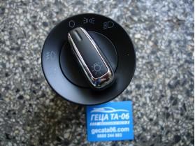 FORD GALAXY / Ключ за фаровете хром с халоген за Форд Галакси след 01.1997