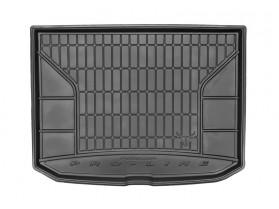 Audi A3 8V / Гумена стелка за багажник за Ауди А3 8В 04.2012 -> голяма резервна гума Про Лайн